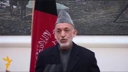 Karzai Cites Pakistan Link In Assassination Attempt