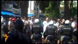 Parada ponosa u Budvi protekla uz nasilje