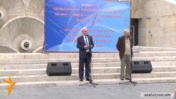 Գրողն ու իր իրականությունը. «Պոեզիայի միջազգային փառատոն»