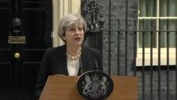 """Theresa May: """"Teroriștii nu vor învinge niciodată"""""""