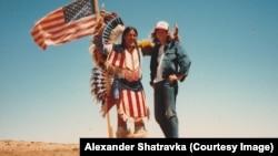 Александр Шатравка в США, 1987 год