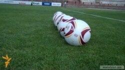 Ֆուտբոլային կրքեր Գյումրիում