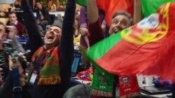 Представник Португалії вперше виграв «Євробачення» за всю історію пісенного конкурсу (відео)