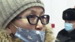 """""""Называют матерей дармоедками и халявщицами!"""" Матери в Казахстане снова пришли с протестами к чиновникам"""