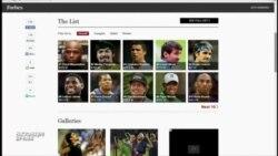 Журнал Forbes опубликовал список самых богатых спортсменов