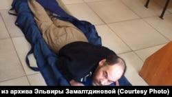 Рафаэль Замалтдинов на суде в Северобайкальске