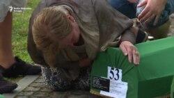 Smiraj za oca i djeda ubijenog u Srebrenici