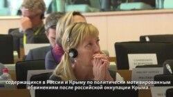 Олег Сенцов стал первым номинантом премии Сахарова от Украины (видео)