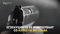 Белорусија - последниот егзекутор во Европа