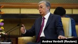Kazakh President Qasym-Zhomart Toqaev has shuffled the country's leadership positions.
