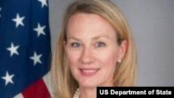 Специальная представительница Вашингтона в Пакистане и Афганистане Элис Уэллс.