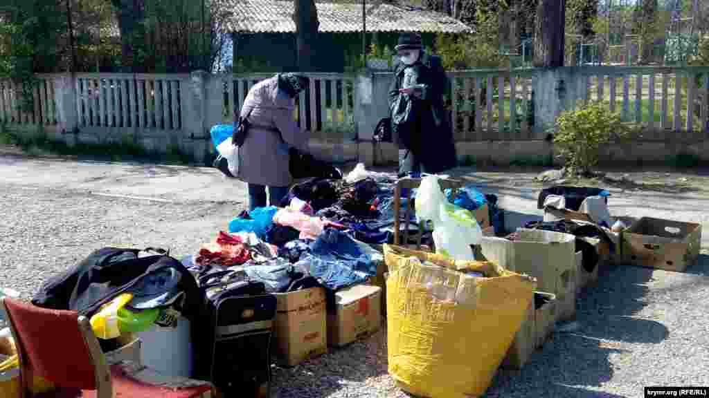 «Блошиный» рынок, Севастополь