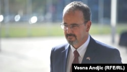 Ambasador SAD u Srbiji Entoni Godfri