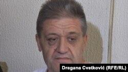 Ivan Stojković, tehničar u ambulatni Urološke klinike