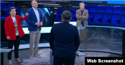 Ольга Скабеєва, ефір ток-шоу «60 минут», 11 червня 2020 року