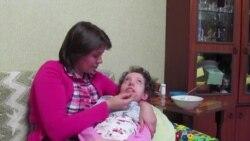 Один день из жизни семьи с ребенком-инвалидом