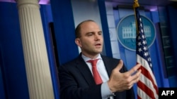"Deputy National Security Adviser Ben Rhodes said he created an ""echo chamber"" to sell the Iran nuclear deal to the press and Congress."
