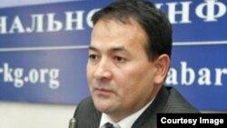 Акылбек Атабаев.