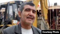 Azerbaijani opposition activist Elshan Hasanov
