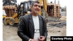 Активист азербайджанской оппозиционной партии «Мусават» («Равенство») Эльшан Гасанов.