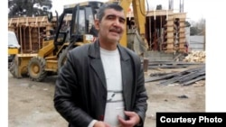 Azerbaijan -- opposition activist Elshan Hasanov