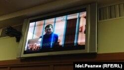 Ильдар Курманов выступил в суде посредством видеоконференцсвязи