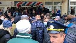 Ռուսաստանում մեկնարկել են Պետդումայի ընտրությունները. շատ տեղամասերում հերթեր են