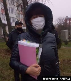 Надежда Актуганова