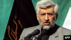Iran 's chief nuclear negotiator Said Jalili