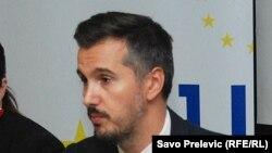 Glavni pregovarač Crne Gore sa EU, Aleksandar Andrija Pejović