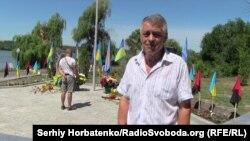 Ярослав Золотой, автор идеи сооружения мемориала