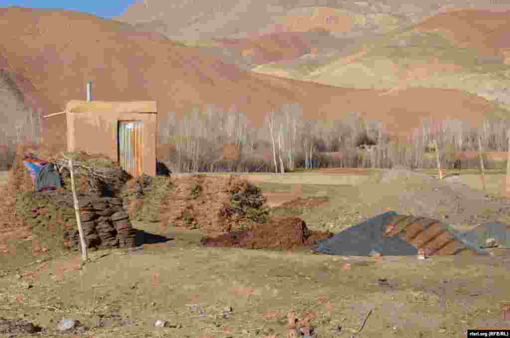 خانه محلی در منطقه سکدیز ولسوالی پنجاب