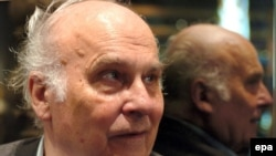 Ryszard Kapuscinski died in 2007