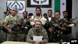 Siri - Shtabi i Përgjithshëm i Ushtrisë për Çlirimin e Sirisë-FSA (Ilustrim)