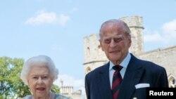 Принц Філіп помер сьогодні вранці у Віндзорському замку