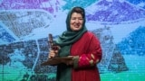 پوران درخشنده در جشنواره فیلم شهر، خرداد ۱۳۹۴