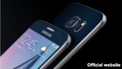 """Galaxy S6"" mobil telefony."