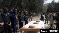 Зомбулукка барган Талибан өкүлдөрүн кармоо