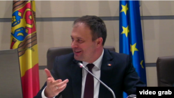 Andrian Candu la dezbaterea parlamentară