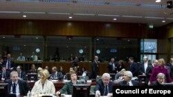 Mbledhja e Ministrave të Jashtëm të BE-së në Bruksel