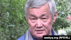 Бердибек Сапарбаев, аким Актюбинской области.