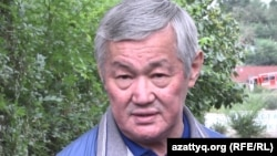 Бердібек Сапарбаев. Алматы. 23 шілде, 2016 жыл.