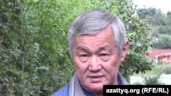 Сапарбаевтың саяси портреті