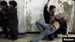 نماینده سازمان ملل در امور انسانی از شدت گرفتن نبردها در نقاطی از سوریه نیز ابراز نگرانی کرده است