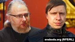 Сяргей Лепін і Васіль Герасімчык