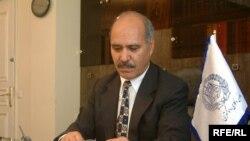 محمد حسین آقاسی، وکیل دادگستری