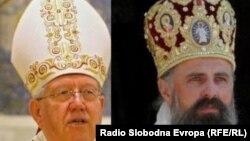 Nadbiskup Hočevar i vladika Grigorije