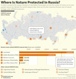 INFOGRAPHIC: Where Is Nature Protected In Russia