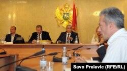 Sjednica Anketnog odbora, 7. septembar 2012.