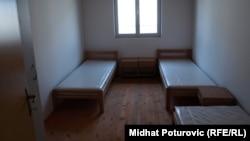 Soba u Readmisionom centru u Salakovcu